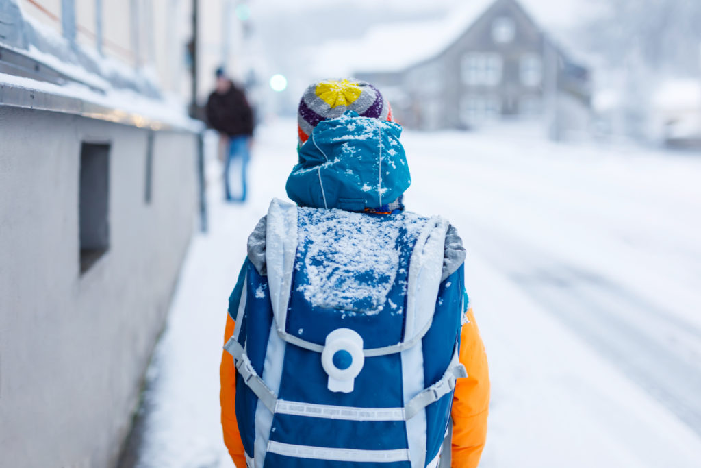 Idle Free School Zone