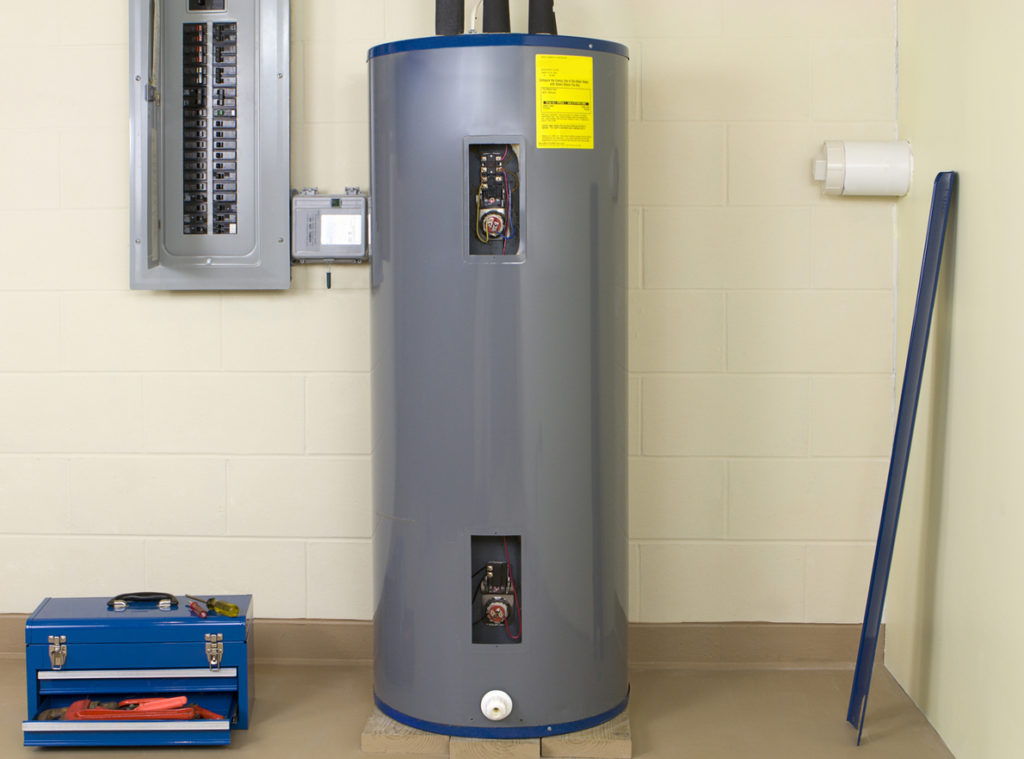 Replace Your Old Water Heater and Help Reduce Harmful Emissions