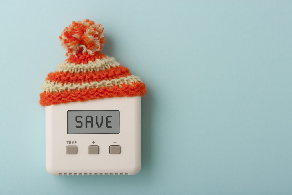 Lower Your Thermostat To Reduce Emissions