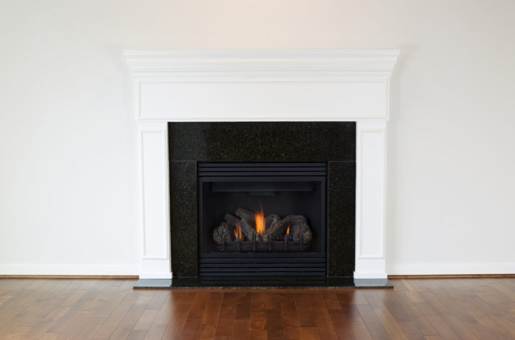 Consider Swapping To A Natural Gas Fireplace
