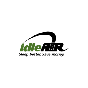 Logo for Idle Air