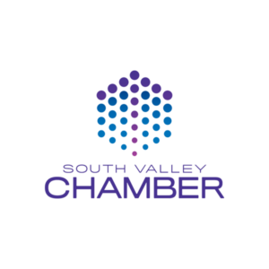 Logo for South Valley Chamber of Commerce