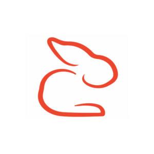 logo for White Rabbit Advertising