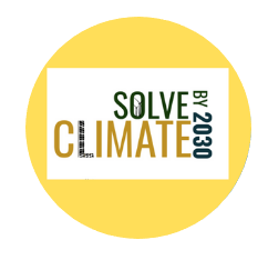 Solve Climate by 2030 Webinar @ Zoom